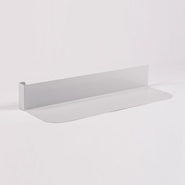 Rechte, mobile Trennwand für 500 mm tiefe Fachböden