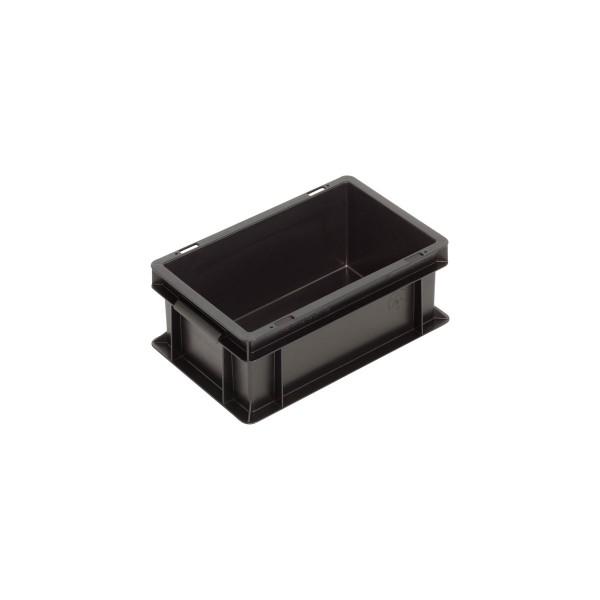 Newbox 5 v1, 300x200x120 mm, ESD leitfähig