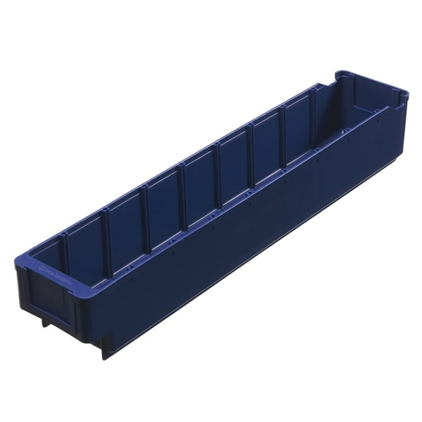 Regallade 4537, 500x94x80 mm, blau