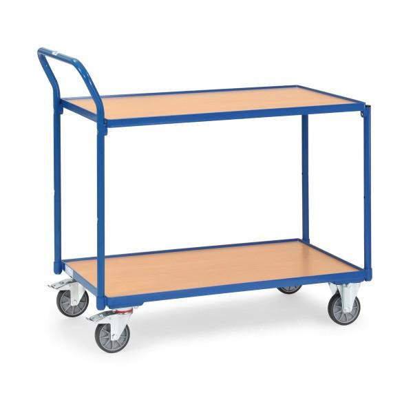 Tischwagen mit 2 Ebenen