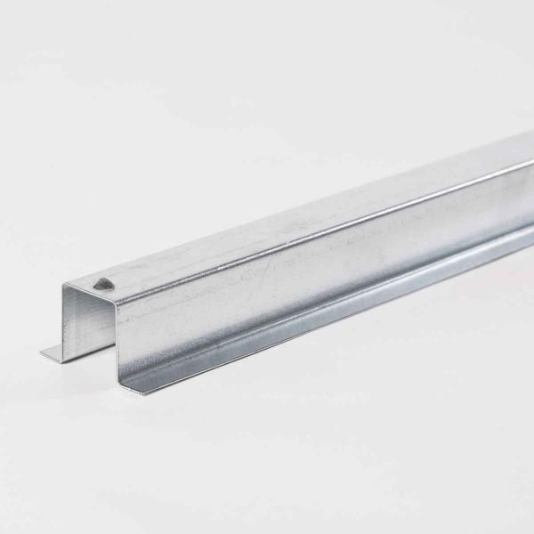 Fachbodenverstärkung Omega Unterzug für 1230 mm breite Fachböden