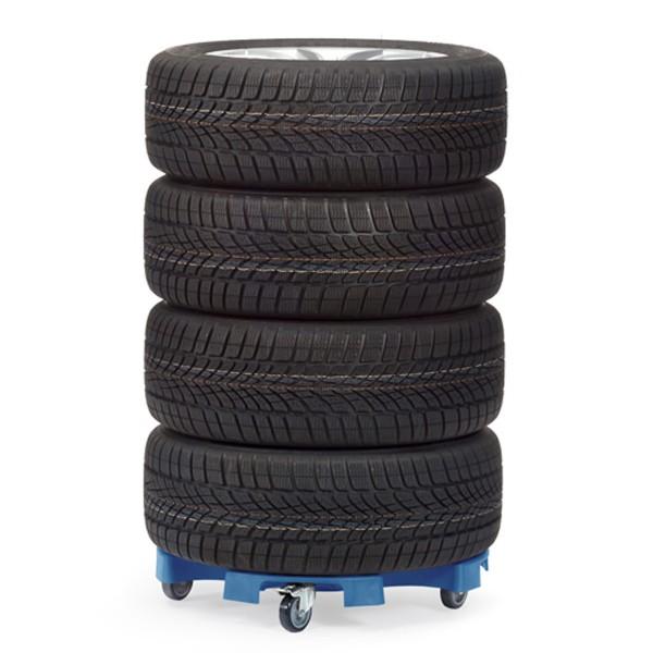 Reifenroller für Transport und Lagerung von Reifen