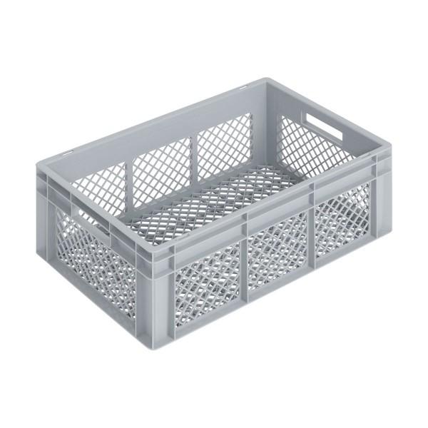 Newbox 42, v3 600x400x220 mm, Boden und Seitenwände durchbrochen