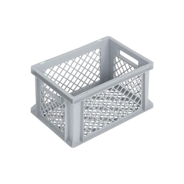 Newbox 20, v3 400x300x220 mm, Boden und Seitenwände durchbrochen