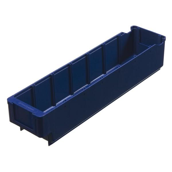 Regallade 4532, 400x94x80 mm, blau