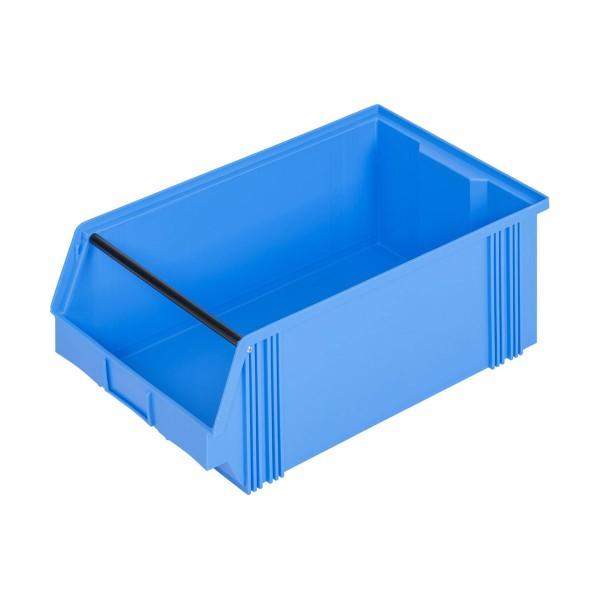 Depofix 2, mit Tragstab,  500x300x200 mm, blau