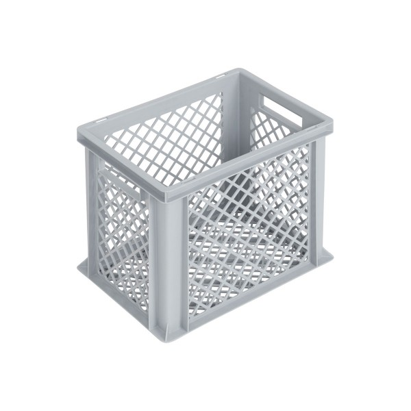 Newbox 33, v3 400x300x320 mm, Boden und Seitenwände durchbrochen