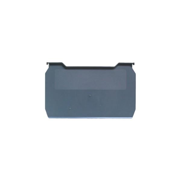 Querteiler für Modulkasten, 230 mm, grau