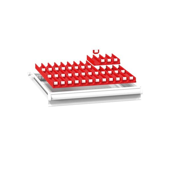 Muldeneinsätze für SchubladenSchränke 578x600 mm