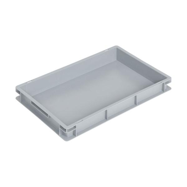 Newbox 15, v1 600x400x75 mm, Boden und Seitenwände geschlossen