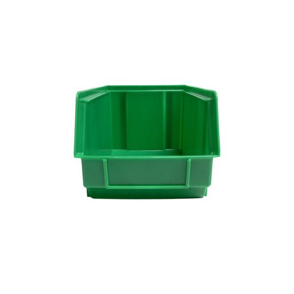 Depofix Lagersichtkasten DF 4, 230x140x125 mm, grün