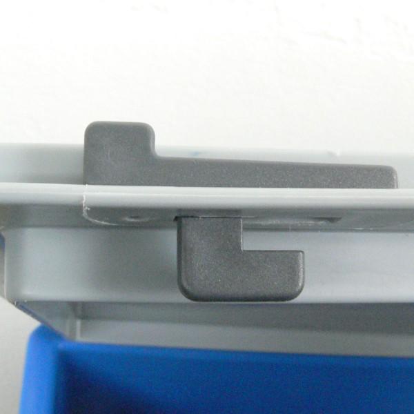 2 Stk Newbox Schiebeverschluss, passend für alle Newboxdeckel