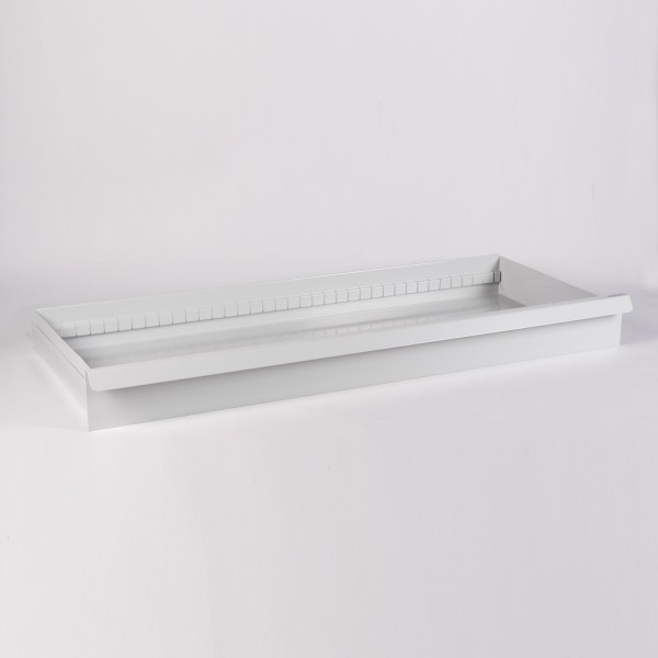 Prokoss Schublade pulverbeschichtet 970x400x100mm (BxTxH)