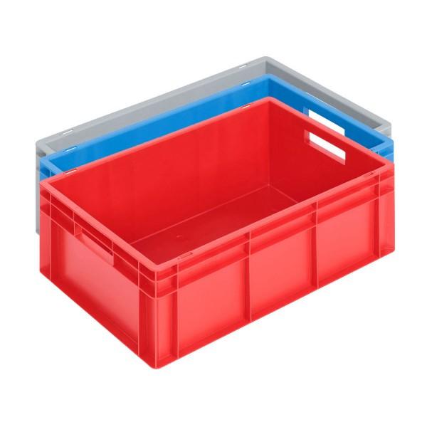 Newbox 42, v1 600x400x220 mm, Boden und Seitenwände glatt, Farbvariationen