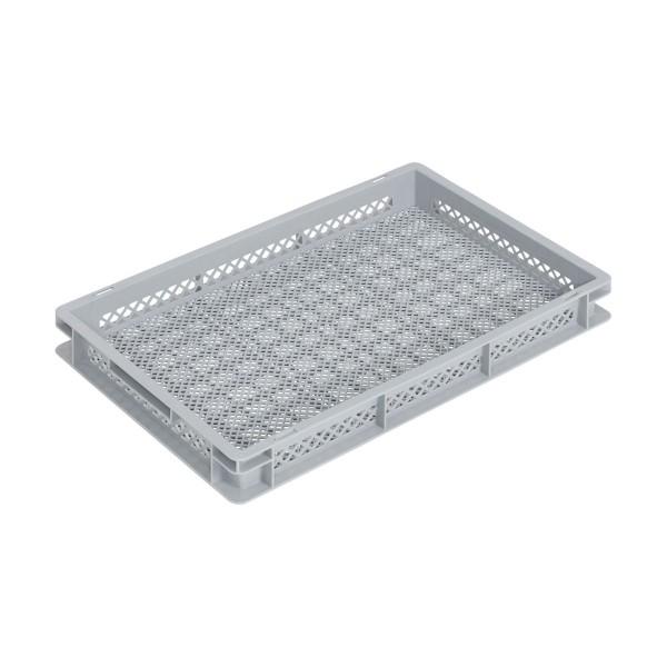 Newbox 15, v3 600x400x75 mm, Boden und Seitenwände durchbrochen