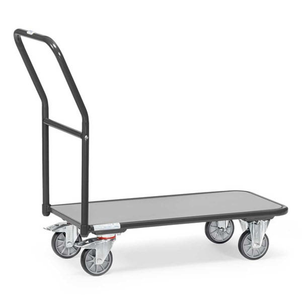 Stabiler Magazinwagen GREY Edition RAL 7016