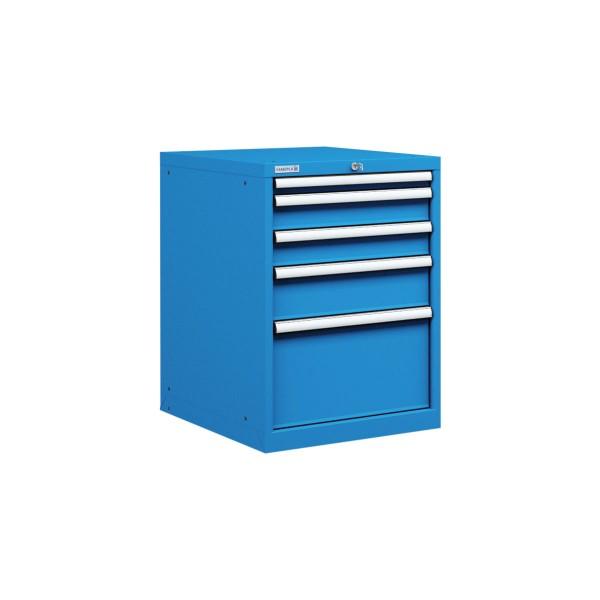 Schubladenschrank mit 5 Schubladen, Einfachauszug, versandkostenfrei
