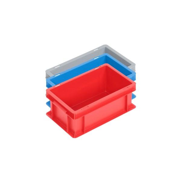 Newbox 5, v1 300x200x120 mm, Boden und Seitenwände geschlossen, Farbvarianten