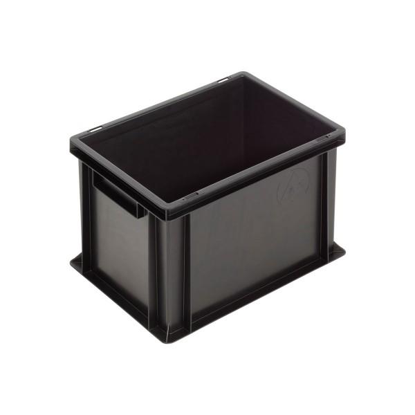 Newbox 25 v1, 400x300x270 mm, ESD leitfähig