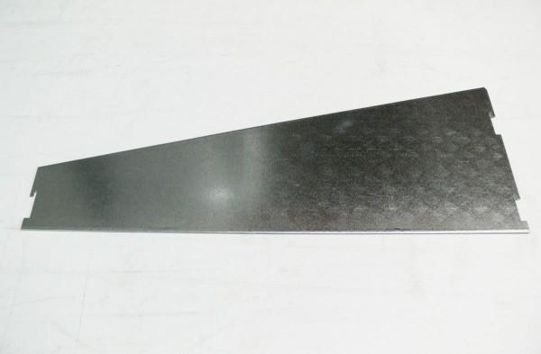 Trapezteiler verzinkt 500 mm für Lagerrwannen