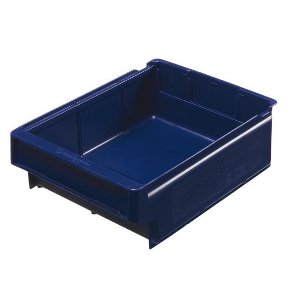 Regallade 9103, 300x230x100 mm, blau