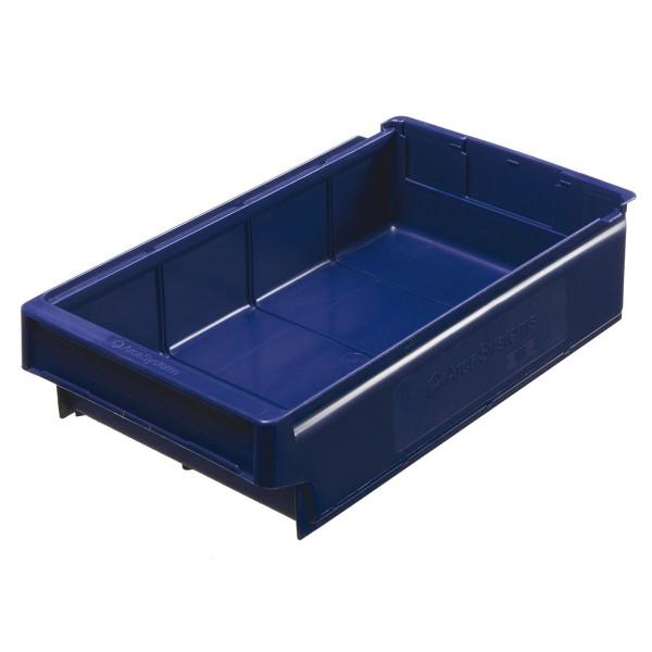 Regallade 9113, 400x230x100 mm, blau