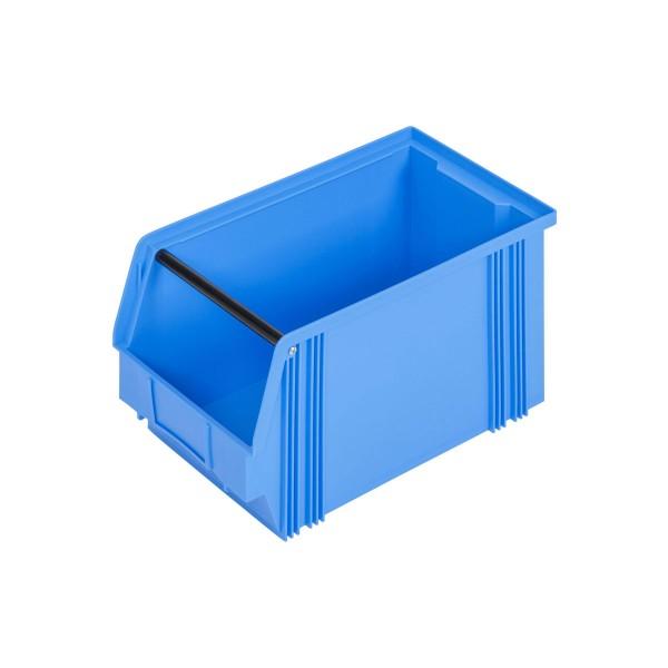 Depofix 3, mit Tragstab, 340x200x200 mm, blau