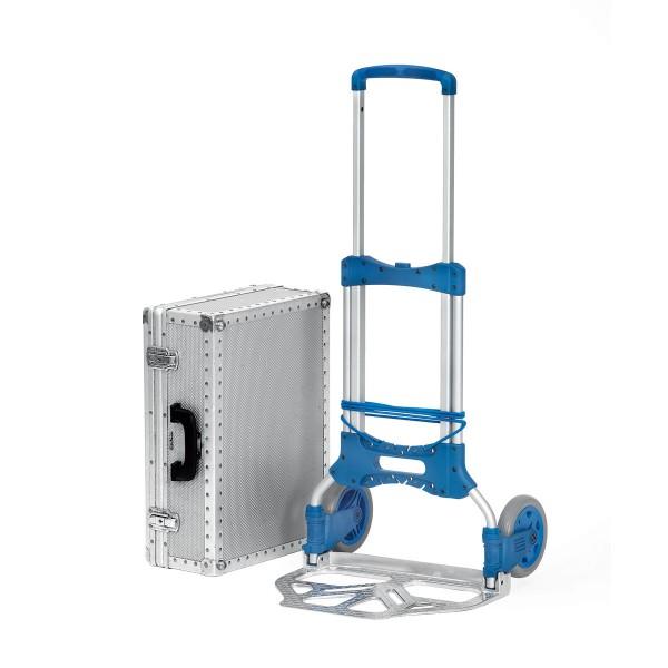 Praktischer Paketroller, 50 kg Tragkraft